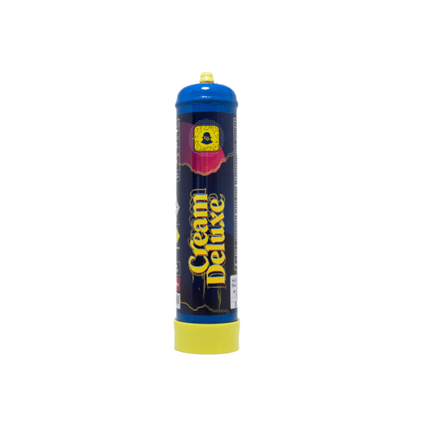 Cream Deluxe Nitrous Oxide Cylinder 615g 1 Piece Revised