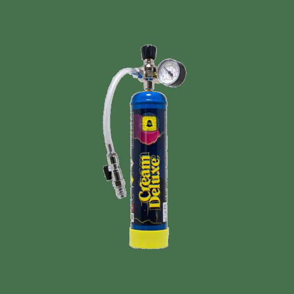 Cream Deluxe N2O Set With Pressure Regulator